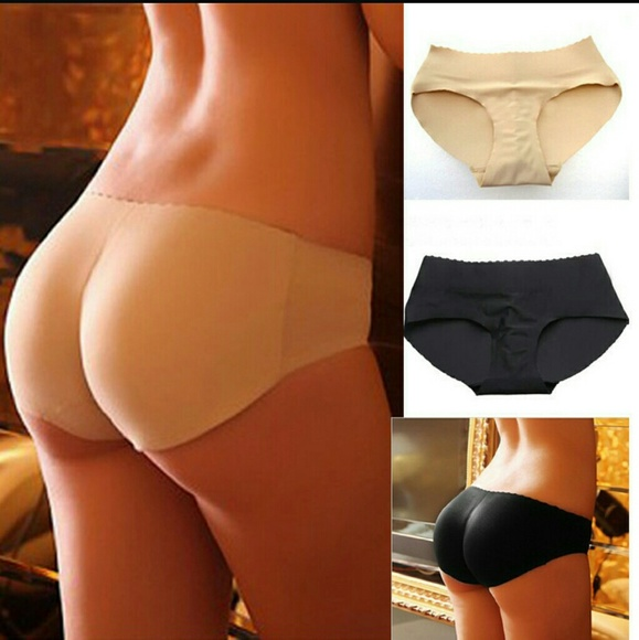 1d6fae1f2b8 2 High quality Padded Panties Seamless bottom