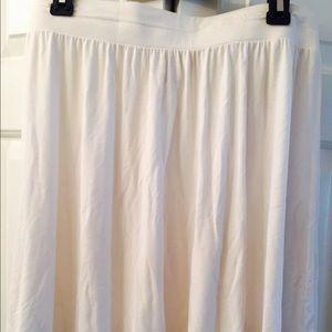 Loft skirt. Final sale