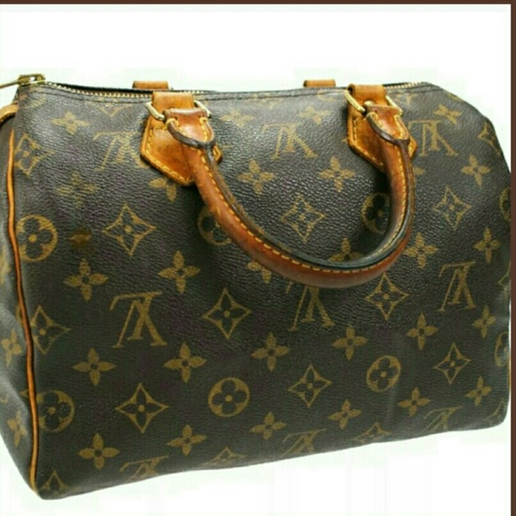 222aab1ed65ee Louis Vuitton Handbags - Sale💯% AUTHENTIC LOUIS VUITTON SPEEDY-25