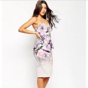 Asos Petite Midi Dress