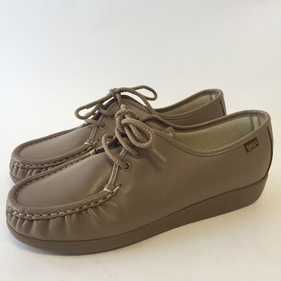 3dc677fbabc7 SAS Women s Siesta Lace Up Comfort Shoes 9W
