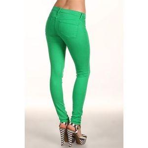 Gabriella Rocha Denim - Gabriella Rocha green skinny jeans! NWOT!