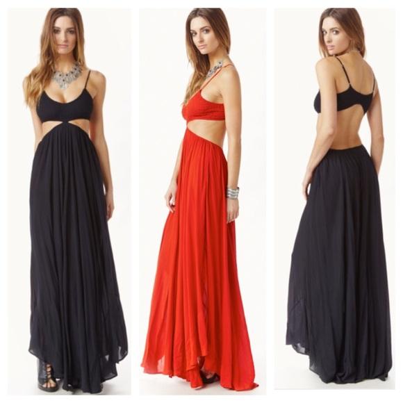 f93289e5af Indah Dresses   Skirts - Indah Innocence Maxi Dress