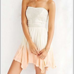 UO beaded dress