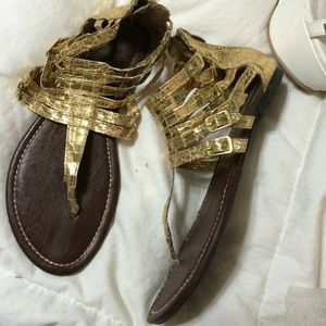 Kaii Shoes - Sandles used 2x like new