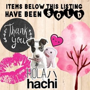 💖 Items below are sold. 💖