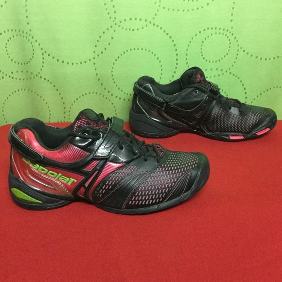 e949dcddc1ee BABOLAT Shoes - BABOLAT PROPULSE Lady 3 black pink tennis . 9 9.5