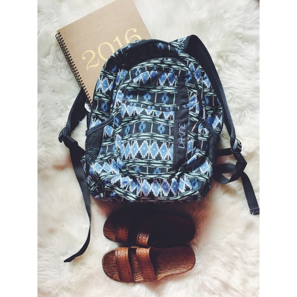 66% off Dakine Handbags - Dakine Tribal Print Backpack from ...