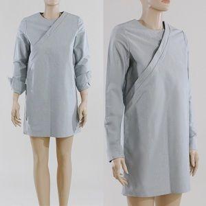 Kate Spade Saturday NWT Crossover Shirt Dress