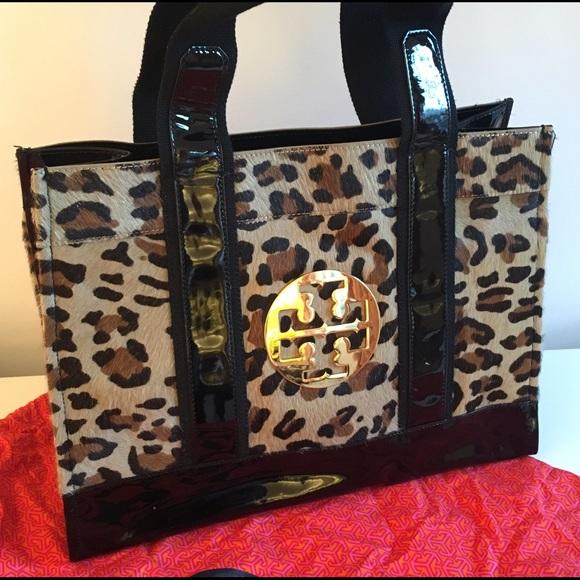0e18263832e7 Tory Burch Pony Hair Leopard Tote Bag. M_56fb1c8b4127d08d85011275