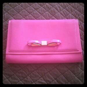 Ted Baker bow Clutch
