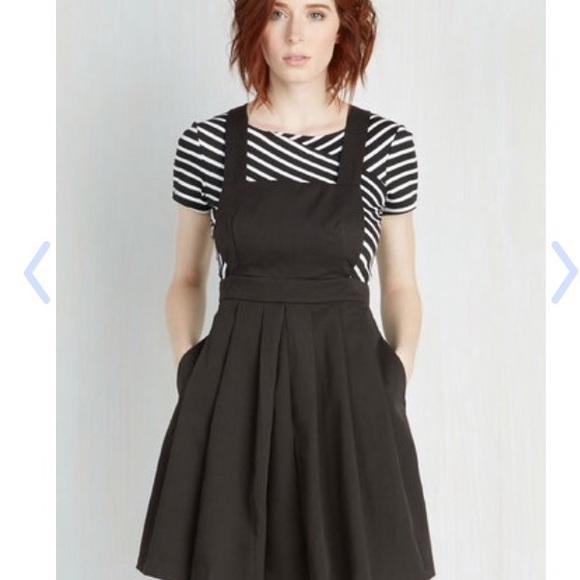 4f1469364db51 Black modcloth pinafore jumper dress with pockets.  M_56fb33ebf0137d3059029d40