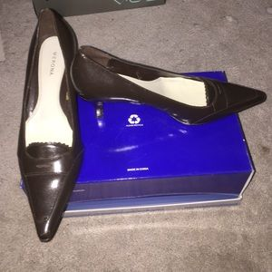 Merona pointed toe heels