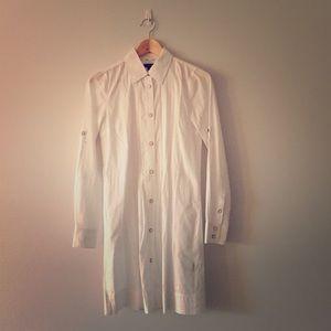 Nautica Other - Nautica beach cover-up / shirt-dress