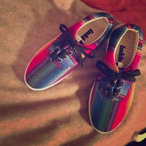 Inkkas Rainbow Sneakers