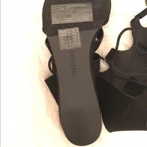 Forever 21 Shoes - Gladiator Sandals
