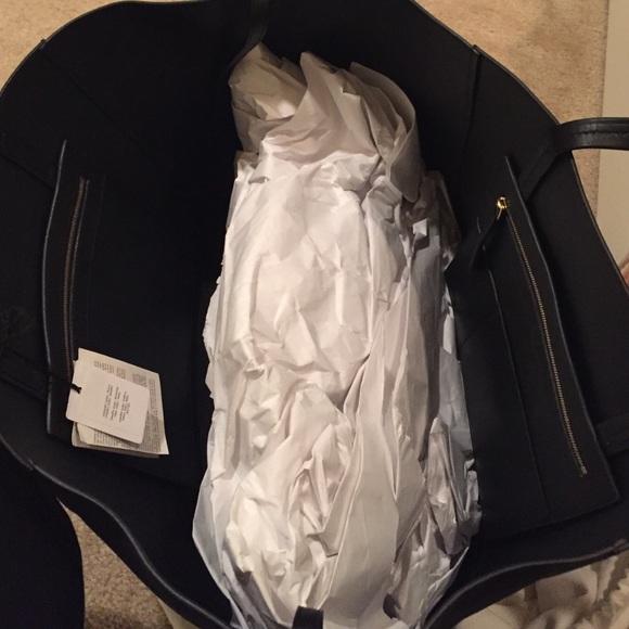 28% off Celine Handbags - CELINE Large Phantom Cabas in Black from ...