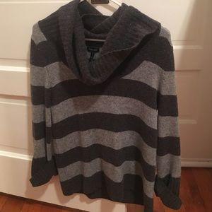 Grey Splendid striped sweater