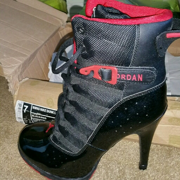 e111c8ebc5c ... Air Jordan high heels. M 56fb487e6a5830e45502f01a