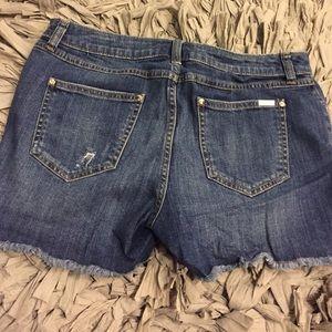 Pants - jlo shorts size 6
