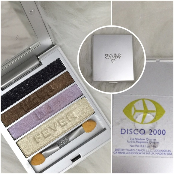 Hard Candy Makeup Discontinued Eyeshadow Disco 2000 Poshmark
