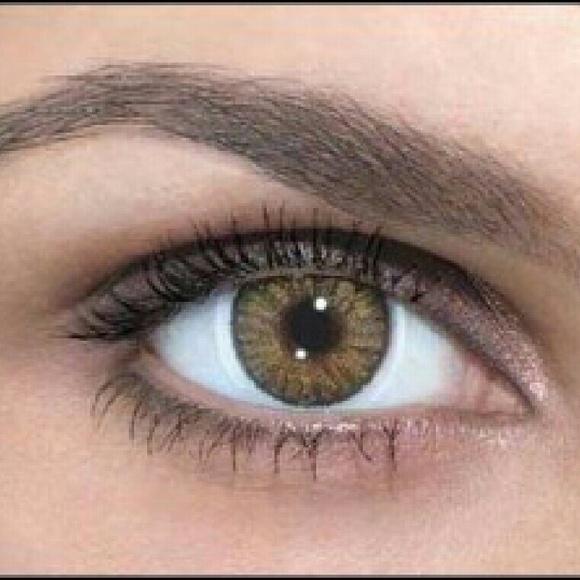 freshlook accessories flash sale pure hazel color contacts 9