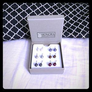 Honora Jewelry - Honora Freshwater Pearl Drop Earrings