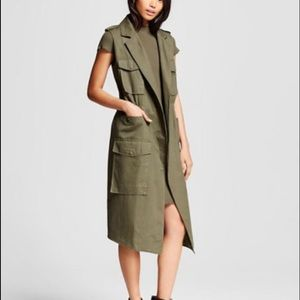 Target Jackets & Blazers - Who What Wear trench Vest