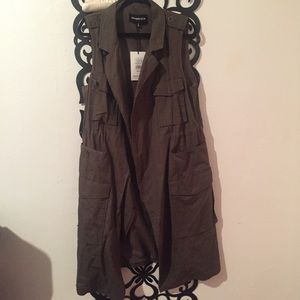 Target Jackets & Coats - Who What Wear trench Vest