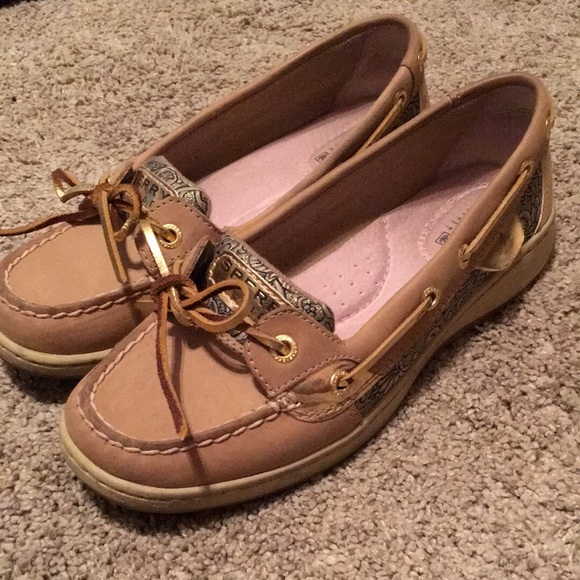 sperry shoes topsider angelfish boat 65m poshmark