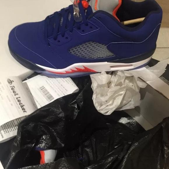 Jordan Low Air Knicks 5 NWT Nnwv0Oym8