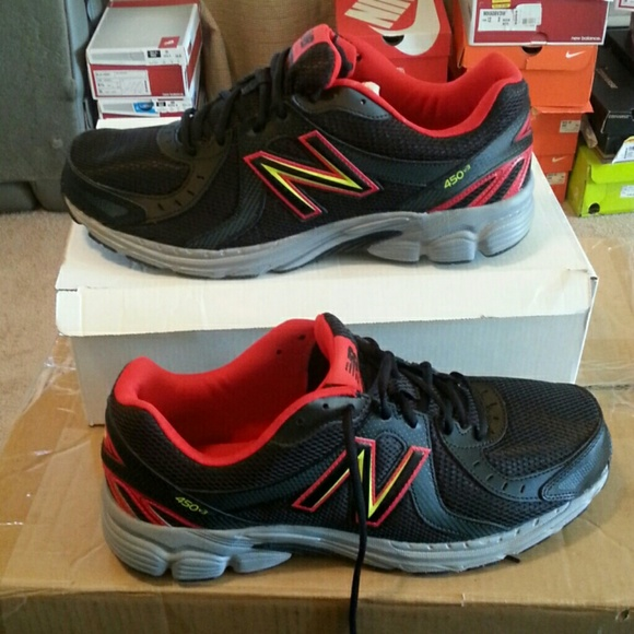New new balance men running sneakers size 13 wide d05ee4f84f7f