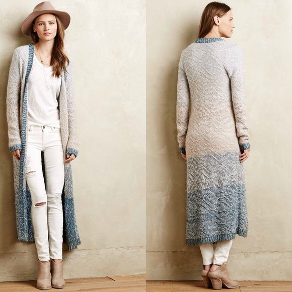 39% off Moth Sweaters - anthropologie moth ombre loopstitch ...