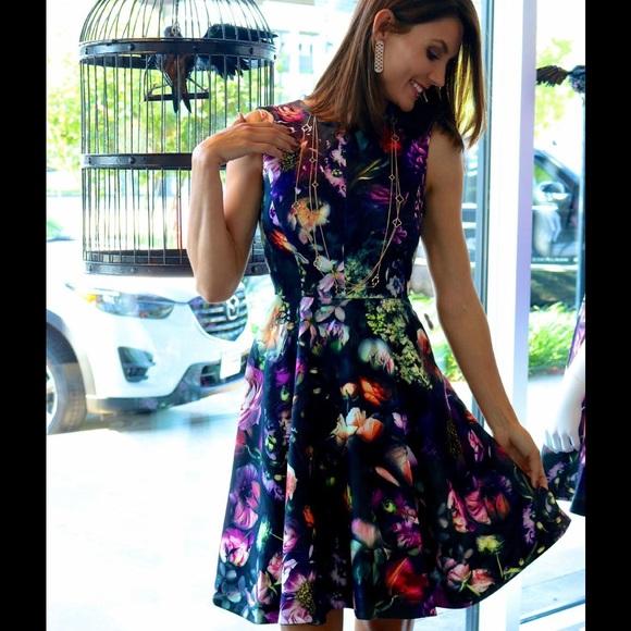 8592a72623266 Ted Baker Shadow Flora Dress