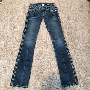 Silver Jeans Mckenzie Slim Bootcut Billie Jean