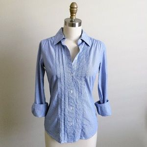 American Eagle Outfitters Tops - 🎀 Slim Fit American Eagle Button Down Shirt 🎀
