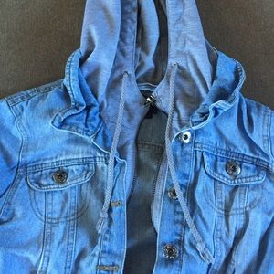 Tops - Jean/Cloth jacket
