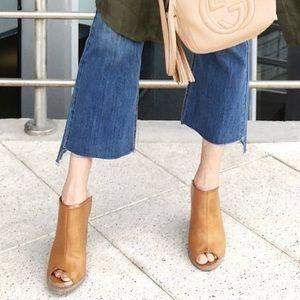 Shoes - LAST ONE Open toe/ back shoes/ sandal. NIB
