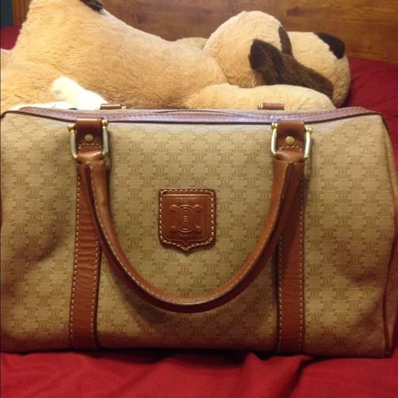 Vintage Celine Doctors Bag 57b1f100f7691