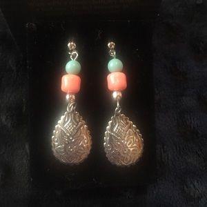 Avon Jewelry - Western Style Pierced Earrings