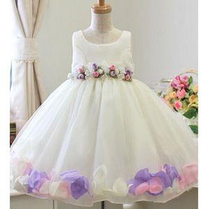 Dresses & Skirts - Little flower girl dresses!