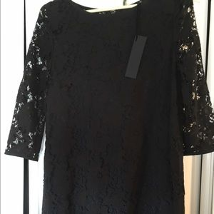 Jrs black dress brand new with tags