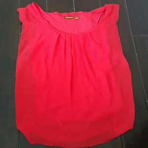Red Hive & Honey blouse