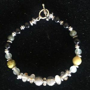 SALE Genuine Gem Bracelet