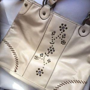 Nine West Handbags - 30% OFF BUNDLES Nine West Faux Leather Tote bag
