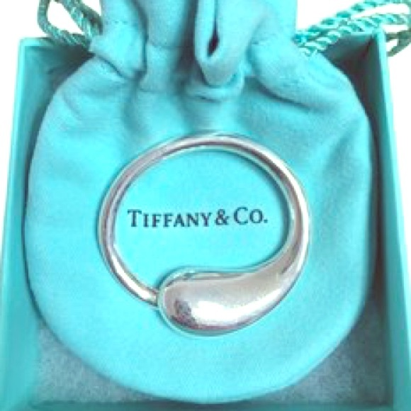 14c44b067c304 Tiffany & Co. Accessories | 2 Tiffany And Co Elsa Peretti Keyrings ...