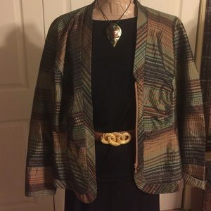 COLDWATER CREEK BLOUSE or JACKET