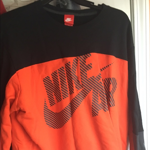 73% off nike sweaters - nike plus size 3x sweater from ashona's