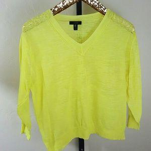 J. Crew Sweaters - Neon Sweater