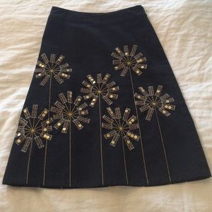 Adorable straight skirt